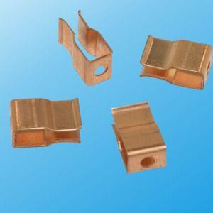 供給の高品質のイギリスの接触、真鍮の電気接触ピン(HS-BC-008)