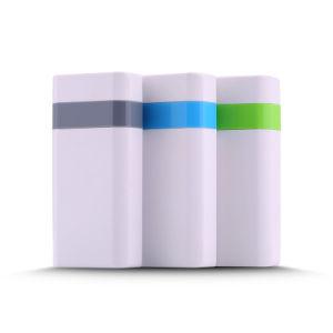 4000mAh batería externa portátil cargador de móvil con luz LED
