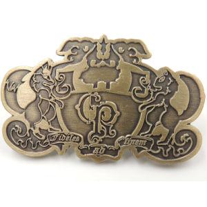 عالة معدن أثر قديم نوع ذهب شامة لأنّ ترقية