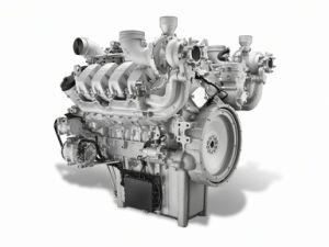 본래 남자 Water-Cooled Four-Stroke V8engine/디젤 엔진 (D2868)