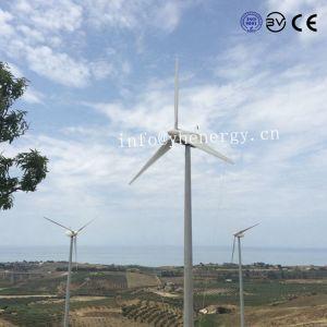20kw Pmg Turbine éolienne à pas variable Moulin à Vent Le vent solaire hybride