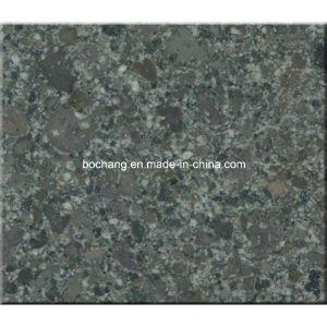 Flooringのための磨かれたGreen Granite Tile