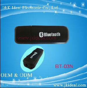 Receptor de audio Bluetooth USB para los altavoces
