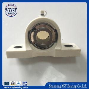 10mm de diámetro interno de alineación automática de la brida de rodamiento de bolas Chumaceras
