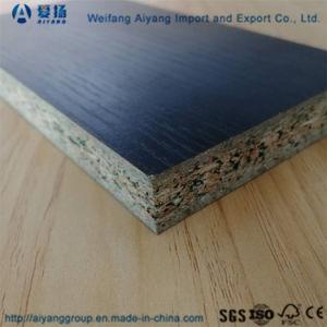 8mmのメラミン家具のための接着剤によって薄板にされる削片板