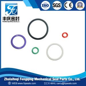 Kundenspezifischer Qualitäts-O-Ring hergestellt NBR FKM dem Gummi von des Silikon-EPDM
