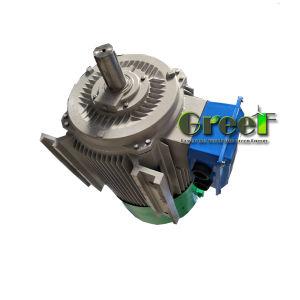 generatore a magnete permanente di idro potere 80kw, idro generatore di turbina