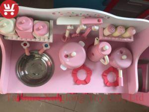XL10228 Venta caliente de alta calidad juego Mini juguete de madera para niños Cocina Cocina Cocina juguete