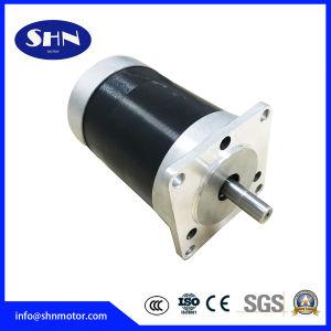 57mm 86mm Ronda Eléctrico del Motor de CC Motor dc sin escobillas