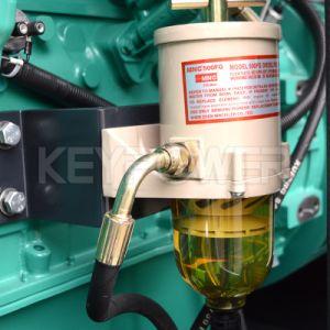 De stille Diesel van het Type 140kVA Reeks van de Generator met Controlebord 6120