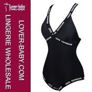 As mulheres Bikini calções de nadar desgaste (L32583)