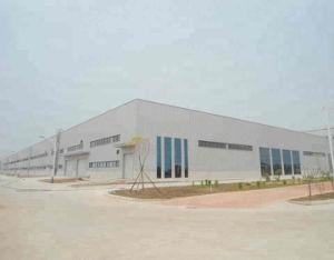 Edificio de alta calidad con estructura de acero Taller