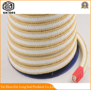 PTFE Packing Without Oil; Pure Food Grade PTFE Nipple Packing; Pure Steam Valve Glang Packing Without Oil for Steam Pump Valve