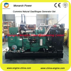 De stille Reeks van de Generator van het Gas van het Type voor Biogas/Aardgas