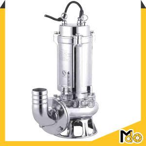 Água Suja da bomba submersível 110kw