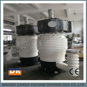 Macchina fisica della metallizzazione sotto vuoto di evaporazione di deposito di vapore PVD