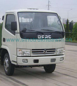 DFAC 4X2 3 Ton Sanitation Street Sweeper Truck