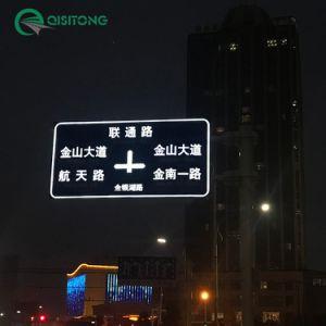 新しい太陽安全警告によって動力を与えられるSelf-Luminous反射LED軽い道路交通印