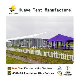 O alumínio e PVC vão livre casamento festa tenda para venda