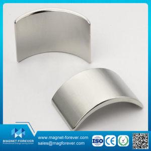 スピーカーのためのN50によってサイズアークのネオジムのNdFeBのカスタマイズされる磁石