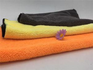 De stevige Mooie Handdoek van de Vacht van het Koraal van het Ontwerp