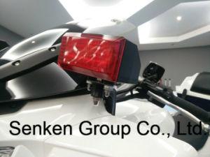 警察のオートバイのためのSenken 24W 12V LEDのヘッドランプ