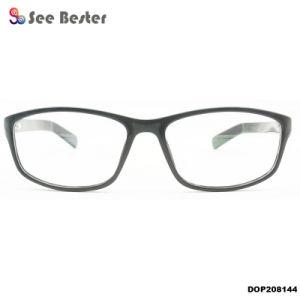 Cp van de Glazen van het Oog van de Goede Kwaliteit van Wholesales het Plastic Nieuwste Optische Frame van het Hoofdkussen Eyewear
