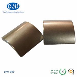 Малые металлокерамические Arc формы с неодимовыми магнитами постоянного магнита для мото