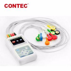 Contec Tlc9803 Holtor ECG 3の鉛ECGのモニタ