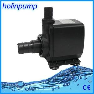 12V DC Pump Submersible Water Pump (Hl1500) Waterproof Pump