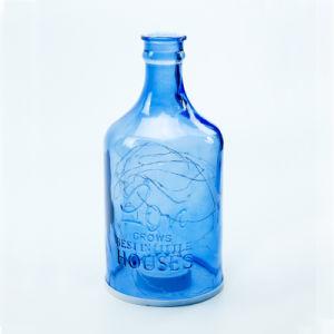 Hot vender tormenta Cristal titular de la Linterna tipo florero de vidrio