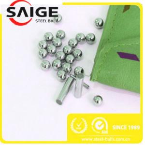 4mm AISI1015 G100 de cojinete de bola de acero al carbono diapositiva