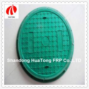 Hete Verkoop--Dekking van het Mangat van de glasvezel FRP/GRP de Samengestelde met Concurrerende Prijs