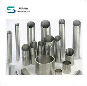 Pijp Inox van het Roestvrij staal van Shangrun 304/304L/316/316L de Industriële Gelaste