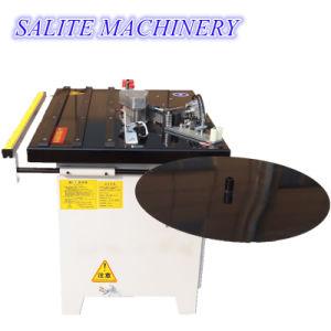 高品質の木製の手動線形シーリング側面の端のBander機械