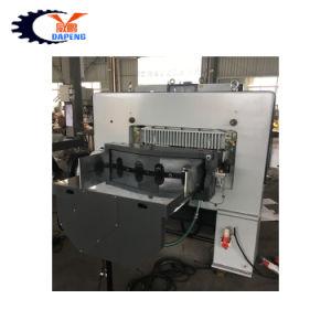 Doppia doppia tagliatrice idraulica manuale del documento della ghigliottina della guida (QZYX1300D)