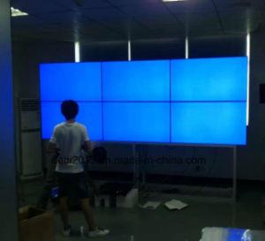 46pouce 2*3 mur vidéo LCD transparent cadre étroit