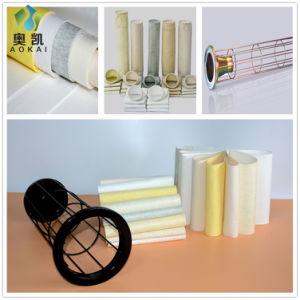 Производство на заводе хорошего качества с лучшим соотношением цена 550g PPS тканью фильтр для фильтрации пакетов