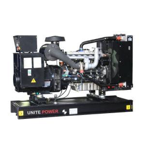 60Hz 110kVA 88kw Open Type Lovol Generator Set