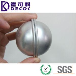 Stampo per dolci di alluminio della sfera della sfera della bomba del bagno di alta qualità