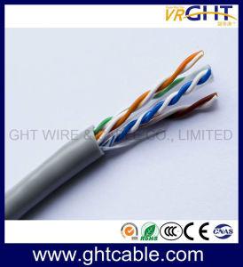 Desnudos de cobre sólido UTP CAT6 cable LAN Cable de red