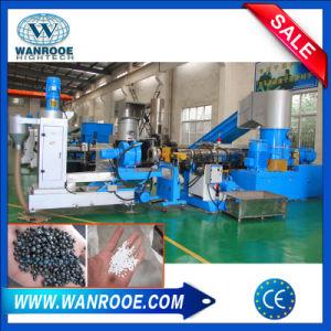 Resíduos de PP/PE/PD/PVC/UPVC/ABS/HDPE/LDPE de Pelotização de saco de filme/Pelletizer Granulator/Granular Coxim Extrusor/Pelotas de extrusão/Grânulo tornando máquina de reciclagem de plástico