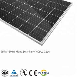 345W de alta eficiencia PV Mono Panel solar con las certificaciones ISO Ce TUV