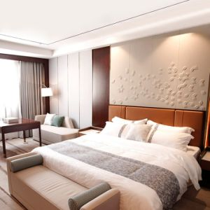 Hotel Casal sólidos de madeira utilizado Mobiliário de quarto para venda