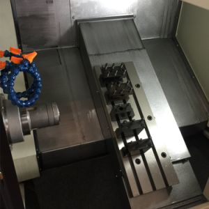 CNC van het Bed van de Helling van de hoge Precisie Draaibank met de Technologie van Taiwan (bl-S32/32T)