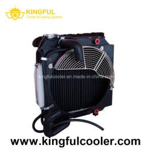 Piezas de tractores maquinaria pesada maquinaria agrícola/radiador Intercambiador de calor