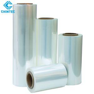 Claro Envoltura Termocontraíble Material Plástico de Medio Ambiente de película de poliolefina POF