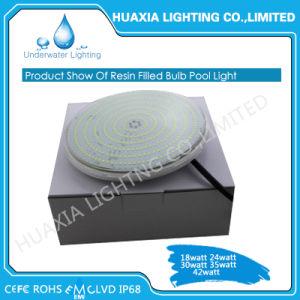 Indicatore luminoso subacqueo della piscina della lampadina calda di bianco 42W 12V LED