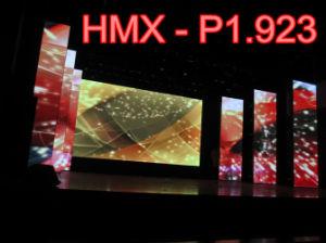 HD 1.923屋内のためのフルカラーのLED表示パネル