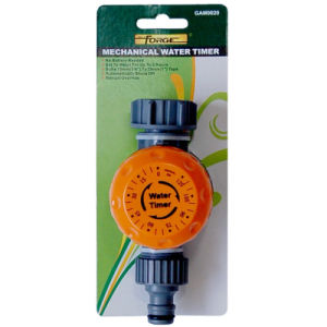 "Jardim Ferramentas de Temporizador mecânico de plástico ABS Temporizadores de água com conector rápido de 1/2"""